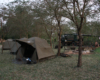 Murchison Falls Campsite Uganda Drifters