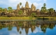 Angkor Wat Temple before sunset, Siem Reap, Cambodia