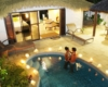 Crown Courtyard Pool Suite Cook Islands CPSpoolb Copy  - Cook Islands Escape