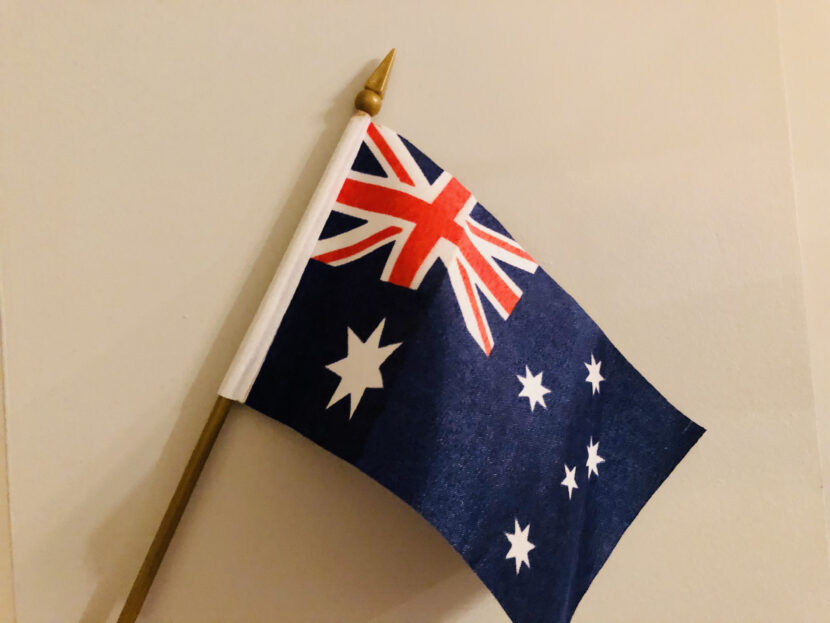 Aussie Flag IMG 5832 - How to Celebrate Australia Day From Home – January 26th!